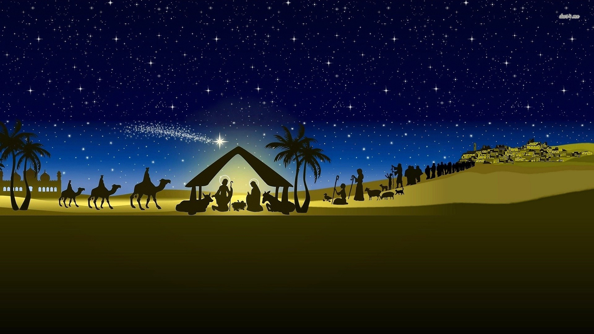 Christmas Crib Images Hd.No Crib For A Bed